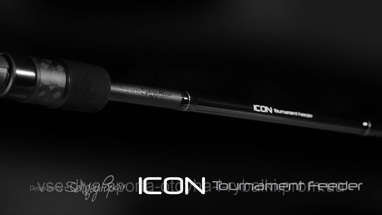 Удилище фидерное ZEMEX ICON Tournament Feeder 11 ft - 50 g