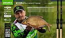 Удилище фидерное ZEMEX ICON Tournament Feeder 11 ft - 50 g, фото 8