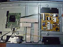 Платы от LED TV Samsung UE49MU6202KXXH поблочно (разбита матрица).