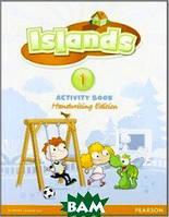 Malpas Susannah Islands Handwriting 1. Activity Book Plus Pin Code