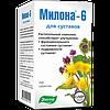 Милона-8 -таблетки  оказывающий мягкое успокаивающее действие на центральную нервную систему
