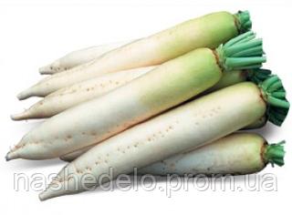 Семена редиса дайкон Титан 50 гр. Kitano