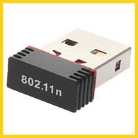 Сетевая карта Wi-Fi  Mini; USB2.0; Realtek RTL8188ETV