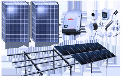 Солненые батареи