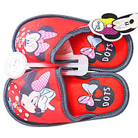Тапочки-шлепанцы Минни Маус /Minnie для девочек (р. 30) ТМ ARDITEX WD11634