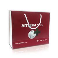 Пакет брендированный картонный 290*240*100 мм