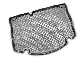 Коврик в багажник CITROEN DS3 с 2012- , цвет:черный ,производитель NovLine
