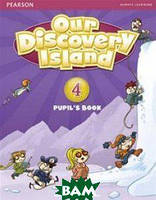 Beddall Fiona Our Discovery Island 4. Student`s Book Plus Pin Code