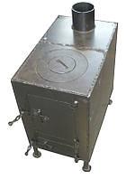 Печка дровяная (буржуйка) 1-но комфорочная