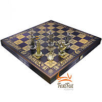 Подарочные деревянные шахматы Посейдон