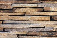 Отделка и облицовка камина натуральным камнем.