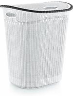 Корзина для белья Irak Plastik LA-150 - 52л 40х36х60см