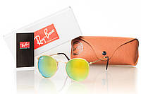 Солнезащитные очки реплика RAY BAN ROUND METAL 7259