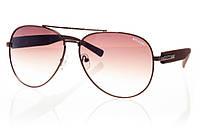 Женские солнцезащитные очки реплика капли светло-коричневый градиент