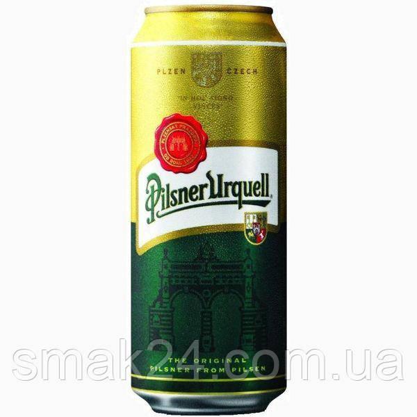 Пиво Pilsner Urquell светлое 4,4% ж/б 500 мл. Германия