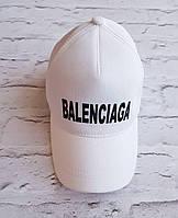 Хит сезона!  новинка женская кепка BALENCIAGA белая опт и розница со склада в одессе, фото 1