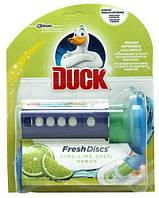 Duck диски свежести Лайм, 36 мл