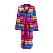 Халат махровый в разноцветную полоску, Sorema L/XL!!, фото 1