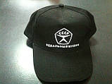 Печать логотипа на кепках бейсболках, фото 2