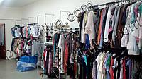Магазин одежды из хромированной трубы, фото 1