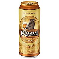 Пиво светлое Kozel Козел 10% 0.5 л ж\б Чехия