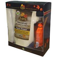 Подарочный набор Erabl'Or (сироп+смесь для панкейков)