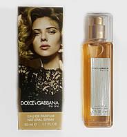 Мини-парфюм Dolce&Gabbana The One Women (Дольче Габбана зе Ван) 50 мл.