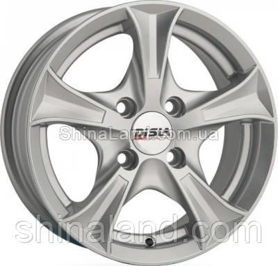 Литые диски Disla Luxury 606 7x16 5x114,3 ET38 dia67,1 (S)