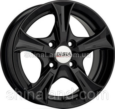 Литые диски Disla Luxury 406 6x14 5x100 ET37 dia57,1 (B)