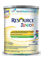 Молочная смесь NESTLE  Resource Junior (с ванилью) 400г