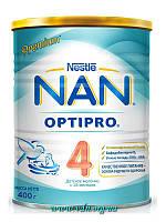 Молочная смесь NESTLE NAN №4 400г