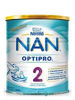 Молочная смесь NESTLE NAN №2 800г