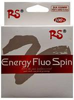 Леска, шнур рыболовный unknown vendor Леска RS Energy Fluo Spin 100м 0.25мм