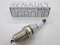 Свеча зажигания на Рено Кенго II 1.6i /1.6 16V - Renault (Оригинал) 7700500180