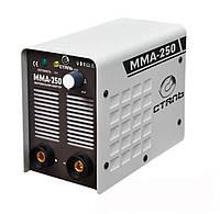 Сварочный инвертор - СТАЛЬ ММА-250 (СТАЛЬ)