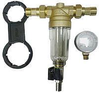 """Самопромывной фильтр 1/2"""" холодная вода KARRO"""