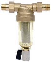 """Самопромывной фильтр T-FH 1/2"""" холодная вода Нова Вода"""