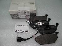 Колодки передние Skoda Octavia, Fabia 1J0698151G