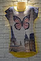 Детская футболка, Хвостик, р.134-140, фото 1