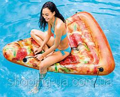 Надувний матрац Піца Intex 58752