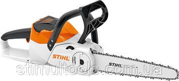 Аккумуляторная цепная пила Stihl MSA 120 C-BQ