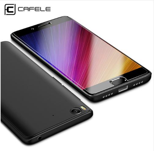 Cafele матовый ТПУ чехол для Xiaomi Mi 5 ультра-тонкий 0.6мм