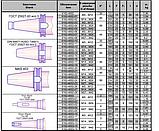 Патрон резьбонарезной с осевой компенсацией ИСО 50 – M14-М24 , фото 2