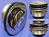 Клапан поддона, Латунный пятка для поддона душевой кабины ( Pop-up, Clic-Clack ) Клик клак., фото 4