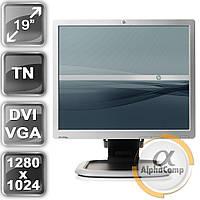 "Монитор 19"" HP L1950g (TN/5:4/VGA/DVI/USB) class A БУ"