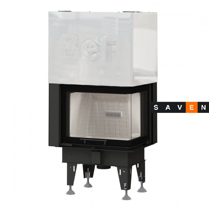 Каминная топка BeF Home Bef Therm V 8 CP