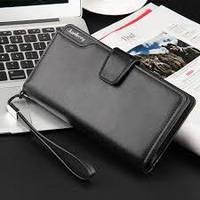 Мужской кошелек-клатч Baellerry Business S1063 black