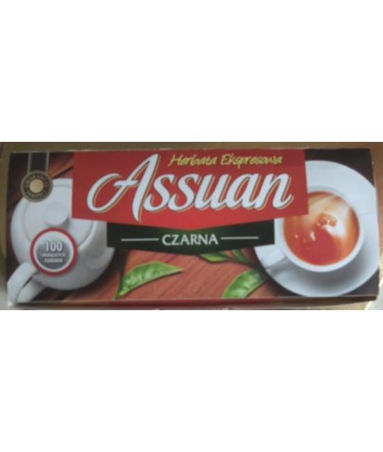 Чай черный Assuan 100шт