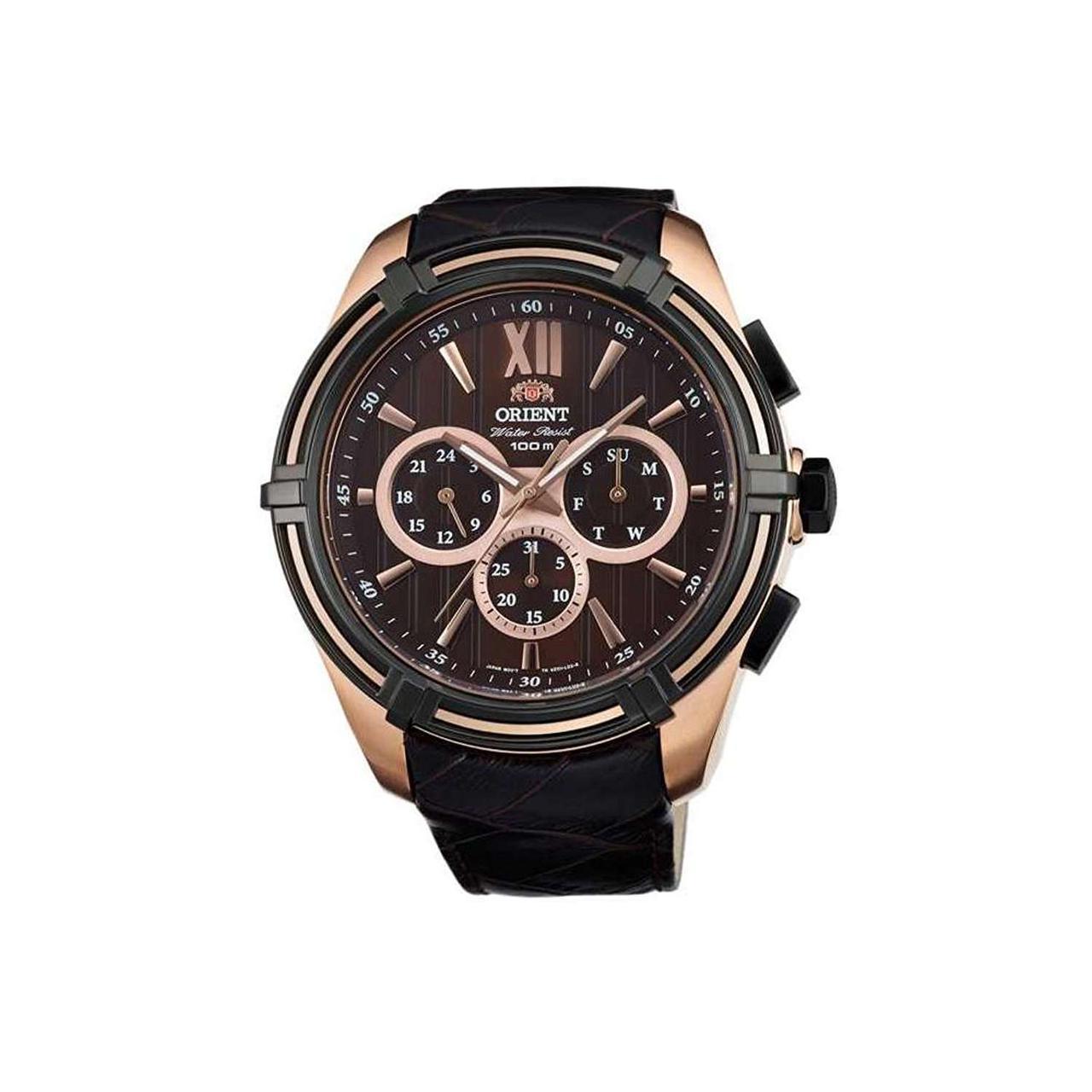 Часы ORIENT FUZ01005T0   ОРИЕНТ   Японские наручные часы   Украина   Одесса  -