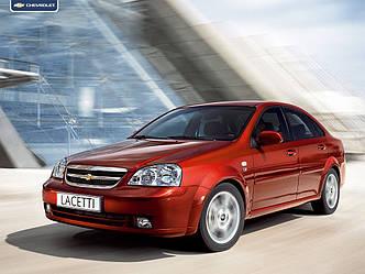 Уплотнитель лобового стекла Chevrolet Lacetti/Nubira (2003-2013), Седан